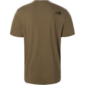The North Face Easy Maglietta a maniche corte Uomo, military olive